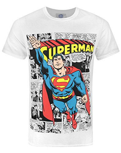 Uomo - Official - Superman - T-Shirt (XL)