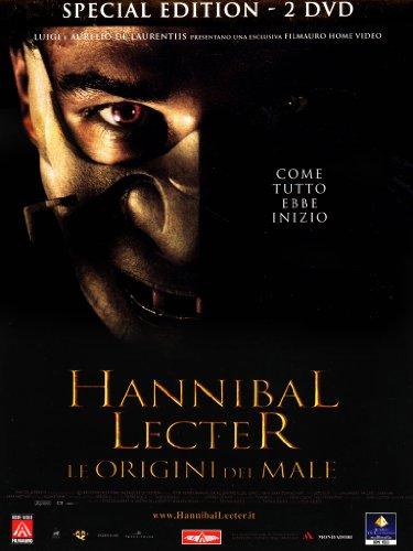 Bild von Hannibal Lecter - Le origini del male(special edition) [2 DVDs] [IT Import]