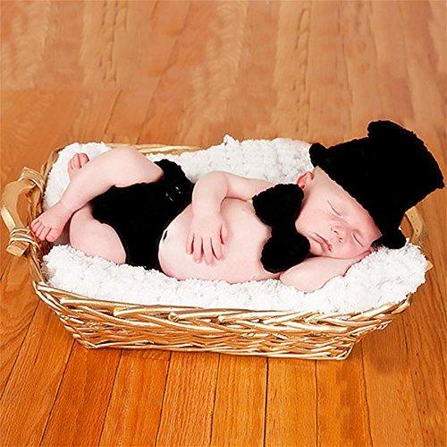 PEPEL Baby Fotografie Requisiten Handarbeit häkeln gestrickte Boy Baby GAP Outfit