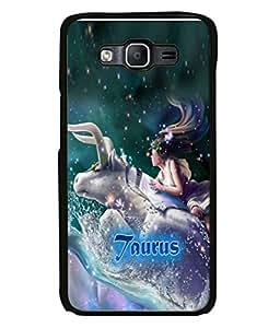 PrintVisa Designer Back Case Cover for Samsung Galaxy On7 Pro :: Samsung Galaxy On 7 Pro (2015) (Bright Illustration Backdrop Shine Texture Horoscope)