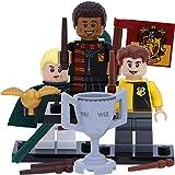 LEGO Harry Potter 71022 Sammelfiguren (#4/8/12 Draco, Dean und Cedric)