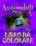 eBook Gratis da Scaricare Libro da Colorare Automobili Album da Colorare Bambini 4 10 anni (PDF,EPUB,MOBI) Online Italiano