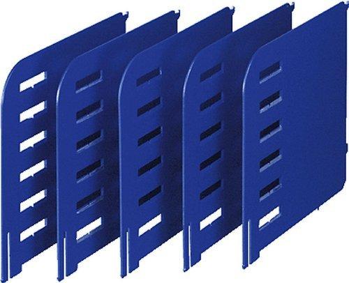 styrorac Trennwände/280-3015.35 TxH 231x240mm blau Kunststoff Inh.5