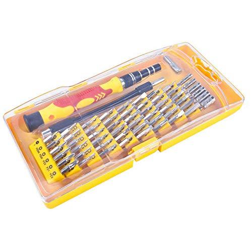 58 In 1 Multifunktions Präzision Schraubendreher Set Mit 54 Schraubendreher Bits Für Telefon Notebook Uhr Sonnenbrille Computer Repair Tool Kit