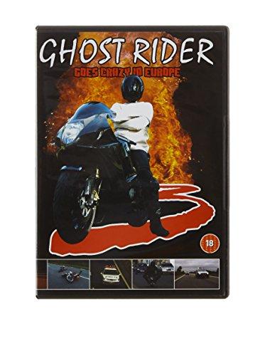 Preisvergleich Produktbild Ghost Rider [DVD] Goes Crazy in Europe (Englische Version)