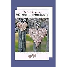 Suchergebnis Auf Amazon De Fur Holzerne Hochzeit