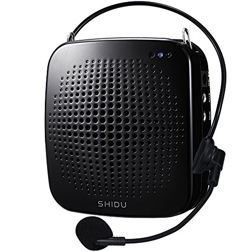 Portatil Amplificador de voz (15W) with 1800mAh pila al lithiumand Wired Micrófono...