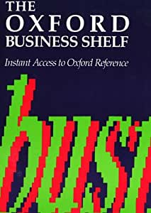 The Oxford Business Shelf
