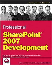 Professional SharePoint 2007 Development (Programmer to Programmer)