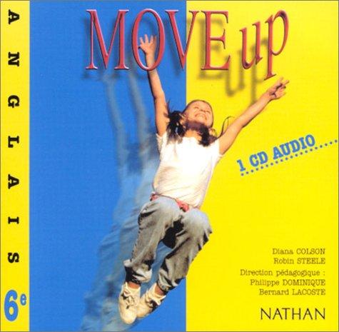 Move Up : 6e, pour l'élève (CD audio) par Collectif