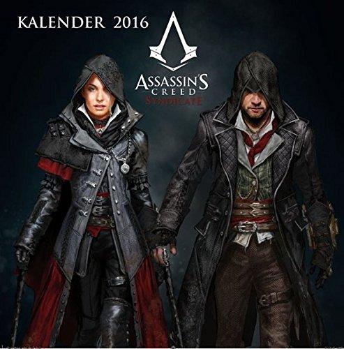 Assassin's Creed Wandkalender 2016