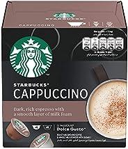 STARBUCKS Cappuccino by NESCAFÉ Dolce Gusto (12 Capsules)
