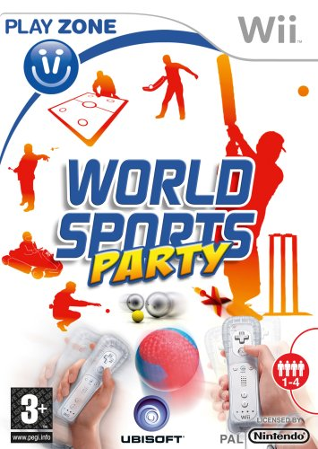 World Sports Party (Wii) [Edizione: Regno Unito]