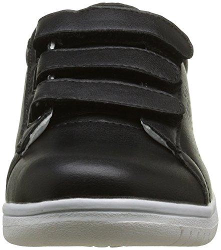 Le Temps des Cerises Damen Brooklyn Sneaker Schwarz - Schwarz (Black)