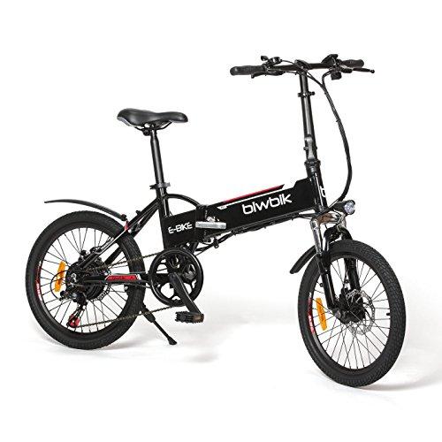 Comprar bicicleta eléctrica plegable