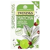 Twinings Matcha Green Tea with Cranberr & Lime 20Tea Bags