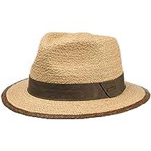 Merriam Rafia Cappello Stetson cappello da uomo cappello di paglia cappello da sole