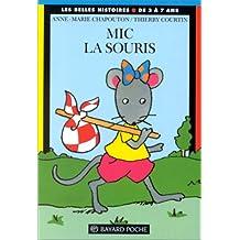 MIC LA SOURIS