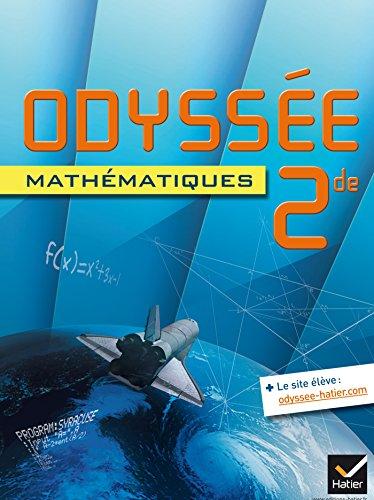 Odyssée Mathématiques 2de éd. 2014 - ...