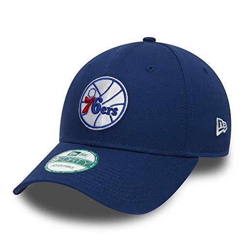 Casquette 9FORTY NBA Team Colour Philadelphia 76ers bleu NEW ERA Bleu