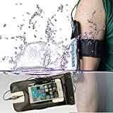 Best GENERIC Waterproof iPhone 4 Cases - Armband Waterproof Bag Pouch Dry Bag Case Review