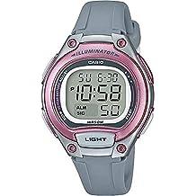 Reloj Casio Rosa sumergible para niñas ...