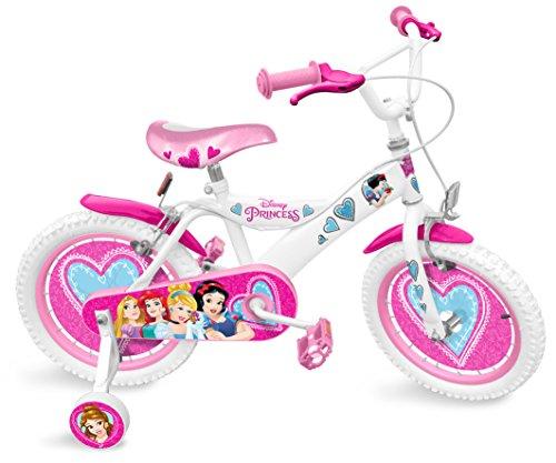 Stamp–Fahrrad 16Zoll–Prinzessinnen Disney, c887027se