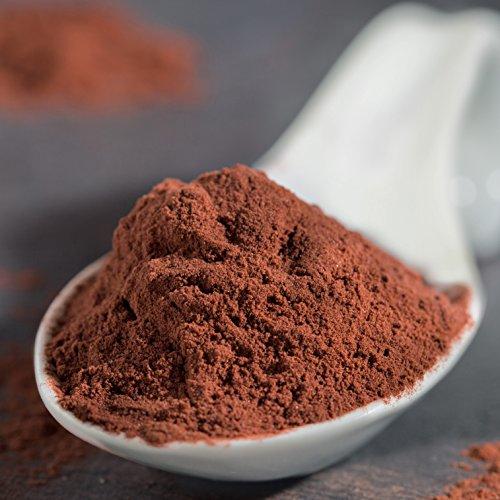 1kg Traubenkernextrakt OPC Pulver - Hochdosiert - OHNE Zusatzstoffe - Superfood - Höchste Qualität - Vegan - Französische Trauben - Laborgeprüft in Deutschland