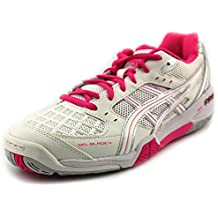 Asics Gel-Blade 4 Fibra sintética Zapato para Correr