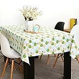 XMMLL Mantel De Lino, Algodón Pastoral Nórdicos Mantel Home Café Manteles,Figura,90*140Cm(Diferentes Direcciones)Adecuado Para Tablas)