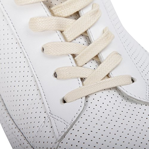 Philippe Model, Chaussures basses pour Homme Bianco