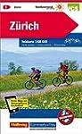 KuF Schweiz Radkarte 06 Zürich 1 : 60...