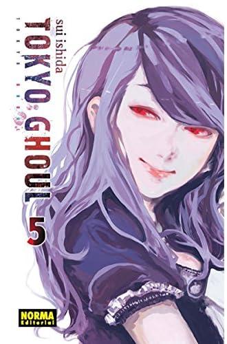 Descargar gratis TOKYO GHOUL 05 de Sui Ishida