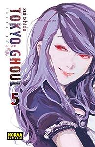 Tokyo Ghoul 5 par Sui Ishida