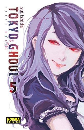 Descargar Libro Tokyo Ghoul 5 (Shonen - Tokyo Ghoul) de Sui Ishida