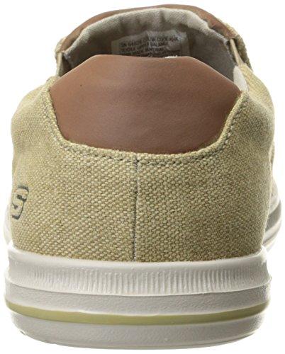 Skechers Define-Gurgen, Chaussures de Sport Homme Kaki