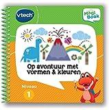 Vtech 80-480523 Magibook Formen und Farben (In Holländisch)