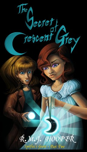The Secret Of Crescent Grey - Spitfire's Grave Part Two