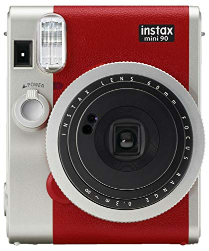 Instax Mini 90 Rouge