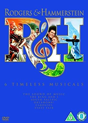Rodgers And Hammerstein 6 Disc Box Set [UK Import]