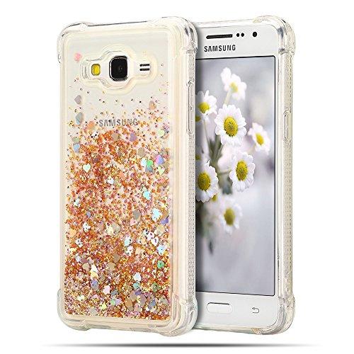Coque Samsung Grand Prime , Glitter Liquide TPU Etui Coque pour ...