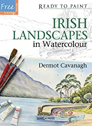 Irish Landscapes: in Watercolour (Ready to Paint)