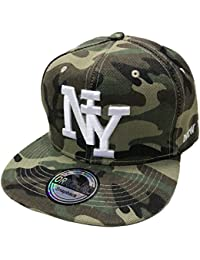 SNAPBACK Set USA NY Bone Skull Cap Kappe Starter Basecap Mütze Trucker  Cappy Kult Unisex Baseball c892dd20da