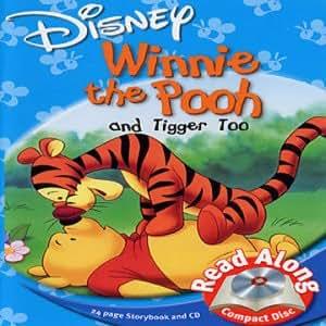 Winnie the Pooh & Tigger Too [Read Along]