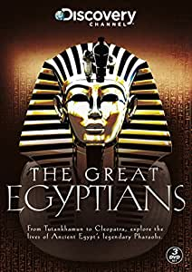 The Great Egyptians: Series 1-2 [DVD]