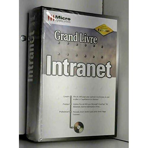 Grand livre intranet (1Cédérom)