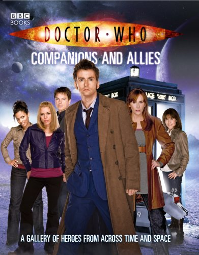 Doctor Who: Companions and Allies - Who Dr Mutanten