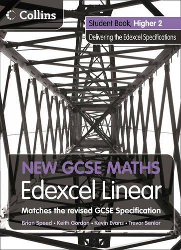 New GCSE Maths – Student Book Higher 2: Edexcel Linear (A)