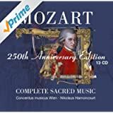 Mozart : Complete Sacred Music