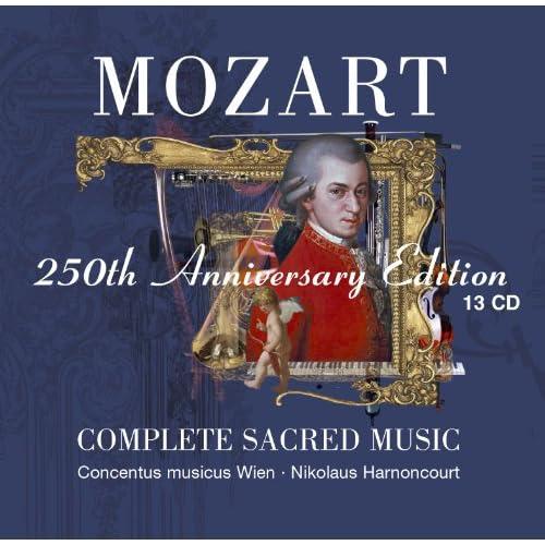 Mozart : Litaniae de venerabili altaris sacramento in B flat major K125 : VII Viaticum